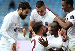 Çaykur Rizespor-Trabzonspor: 0-1