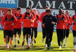 Trabzonsporda 3 oyuncu takıma döndü
