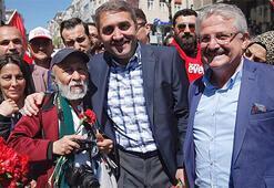 AK Partiden sevgi yürüyüşü