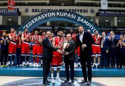 Kupada şampiyon Bahçeşehir Koleji