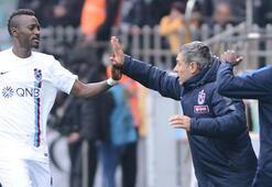 NDoye Beşiktaş maçında cezalı
