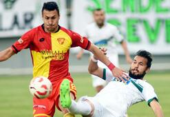 Göztepe-Giresunspor: 2-1