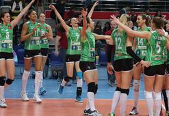Bursa Büyükşehir Belediyespor-Palmberg: 2-3