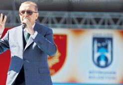 Türk milleti size  büyük ders verecek