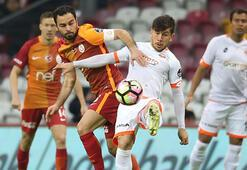 Galatasaray Adanaspor: 4-0 (İşte maçın özeti)