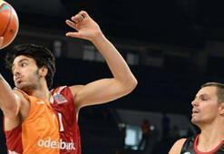 Gaziantep Basketbol: 66 -  Galatasaray Odeabank: 77