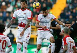 T.M. Akhisarspor - Antalyaspor: 1-1
