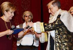Haldun Dormen'e onur ödülü