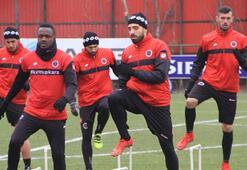 Gençlerbirliği, Beşiktaş hazırlıklarına başladı