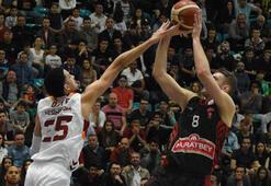 Muratbey Uşak-Galatasaray Odeabank: 88-95