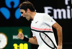 Avustralya Açıkta şampiyon Federer