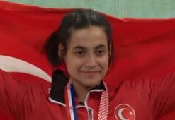 Sümeyye Kentli, bronz madalya kazandı