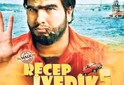 Altın Bamya Ödülleri'nin hepsi 'Recep İvedik 5'e