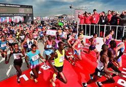 Vodafone İstanbul Yarı maratonu tanıtım toplantısı yapıldı
