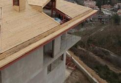 Therrapark'ta kaba inşaat bitiyor
