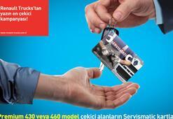 Renault Truckstan yazın en ÇEKİCİ kampanyası