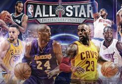 NBA 2016 All-Star yarın  sabaha karşı başlıyor