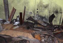 Sobada patlayan dinamitli odunla yaralanan 7 kişiden 1'i öldü
