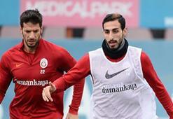 Galatasaray, Mersin İdmanyurdu maçı için Adanaya gitti