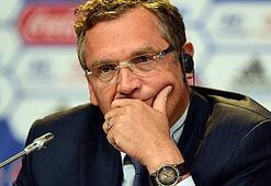 FIFA eski genel sekreterine 12 yıl men cezası