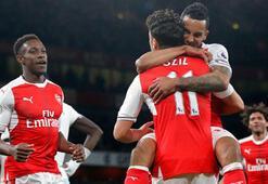 Arsenal-West Ham United: 3-0