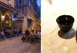 Şehrin artık bir çay evi var…
