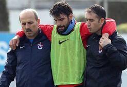 Muhammet Demir Kayserispor maçında sahada
