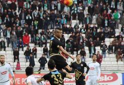 Torku Konyaspor-Osmanlıspor: 1-1
