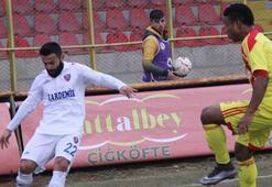 Alima Yeni Malatyaspor: 1 - Kardemir Karabükspor: 0