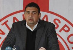 Öztürk: İtalya Süper Kupası Antalyaya...