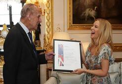 Kylie Minoguea Toplum Ödülü