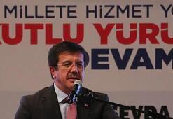 Bakan Zeybekci: Artık başı dik ve alnı açık bir Türkiye olacak