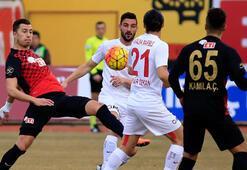Eskişehirspor-Antalyaspor: 3-2