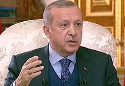 Cumhurbaşkanı Erdoğan: Trumpın sözleri lafta kalmasın