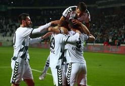 Atiker Konyaspor - Sivasspor: 3-2
