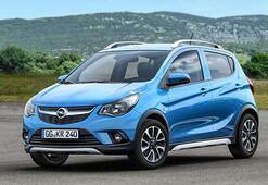 Opel Karl Rocks satışa sunuldu