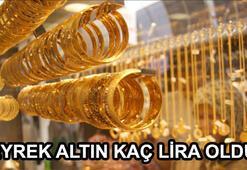 Altın fiyatları 150 liranın hemen üstünde Çeyrek altın ne kadar