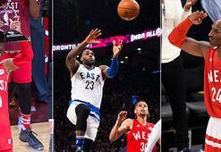 NBA All Starda Batı, Doğuyu 198-173 yendi