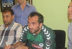 Gekas, Torku Konyaspor ile sözleşme imzaladı