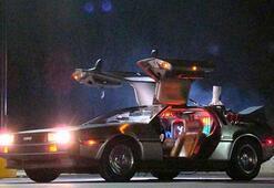 Geleceğe Dönüşün efsane otomobili geliyor