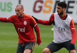 Galatasarayda 6 isim geri döndü