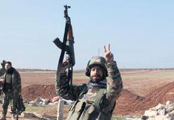 Rusya, Suriye'de  karada da aktif