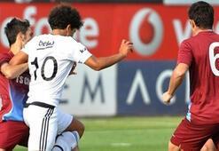 Trabzonspor U21 takımı Beşiktaşı 3-1 mağlup etti