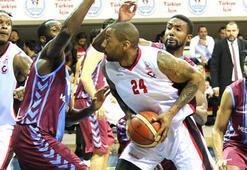 Gaziantep Basketbol-Trabzonspor Medical Park: 96-75