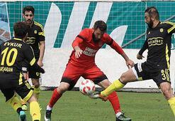 Ümraniyespor-Yeni Malatyaspor: 1-0