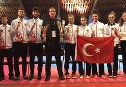 Türkiye, Avrupa ikincisi oldu