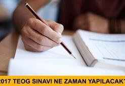 TEOG 2. dönem sınavı ne zaman yapılacak Milli Eğitim Bakanlığının takvimine göre...