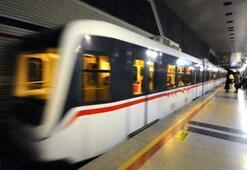 İlk sürücüsüz metro Saatte 65 bin yolcu...