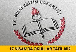 17 Nisanda okullar tatil mi Bakan Yılmazdan flaş açıklama...