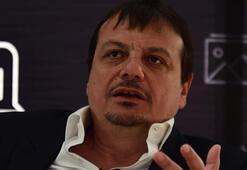 Ergin Ataman: Bazen Galatasaraydan ayrılmayı da düşünüyorum